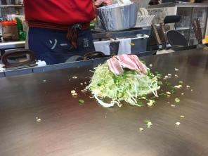 Okonomiyaki: Step 2
